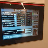 Operators display