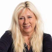 Gift Wrap Artist Annica Thorberg, ägare och grundare till Surprisehouse