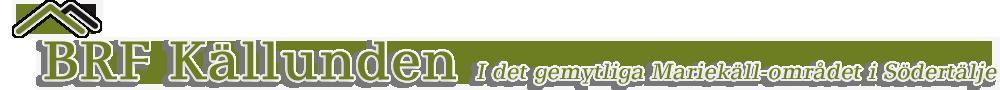BRF Källunden logo