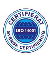 Logga ISO 14001