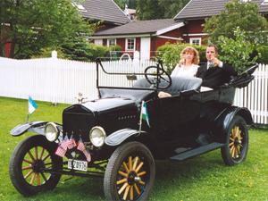 Annelis och Jespers bröllop