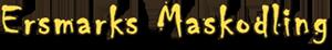Ersmarks maskodling logo