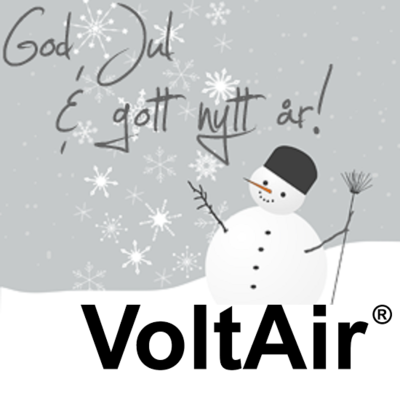 God Jul VoltAir