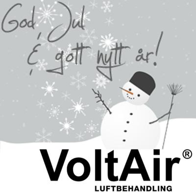 JulHalsning VoltAir