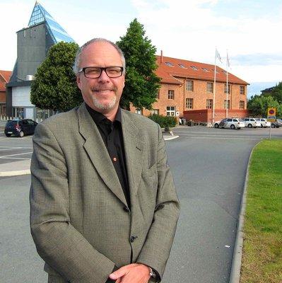 Per Gustafsson, teknikinformatör