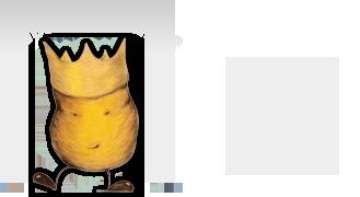 Bossgård Potatis AB-Logo
