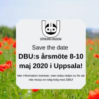 Save the date_ DBU_s arsmote 8-10 maj 2020 i Uppsala (2)