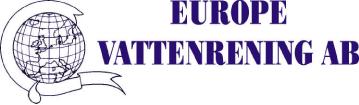 Europe Vattenrening