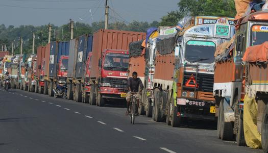 Bränslekris i Nepal