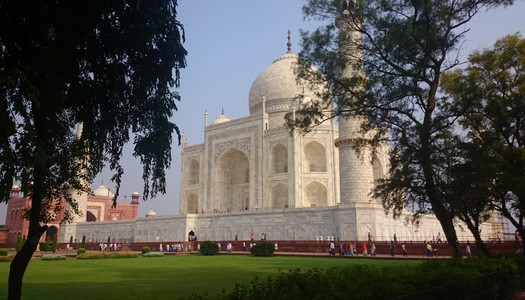 Taj Mahal - Swed-Asia Travels