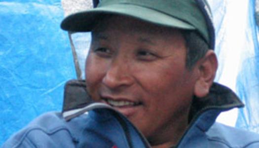 Wongchu Sherpa avldien 30 dec 2015