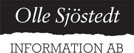 Olle Sjöstedt Information