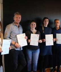 Deltagare i Improveras utbildning NäringslivsKompetens omgång 1