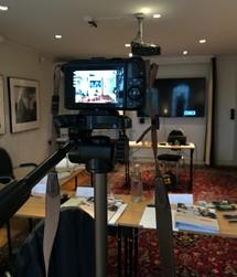 Presentationsfilmer inpelning