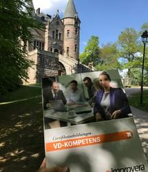 Välkommen till VD-utbildningen VD-Kompetens på Teleborgs slott i Växjö!