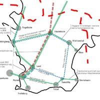Karta janrvagsforbindelse