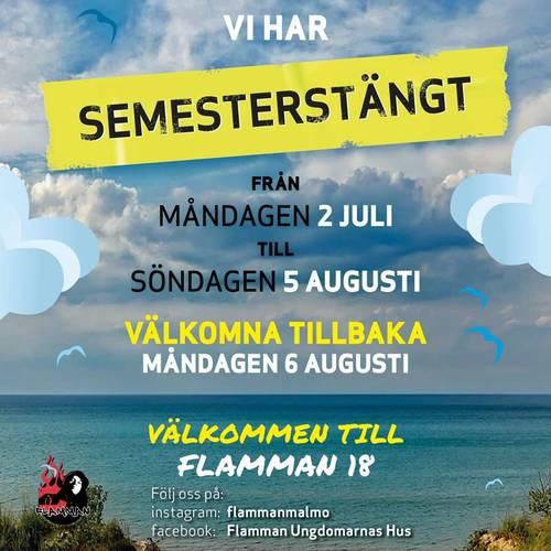 Flamman-sommarstangt-poster-kort