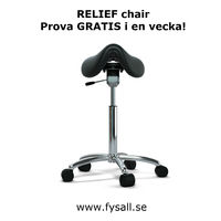 Relief chair prova gratis