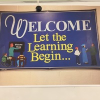 Welcome Let the Learning begin