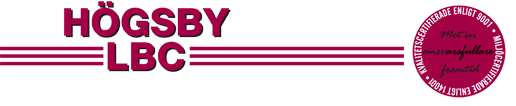 Högsby Lastbilcentral logo