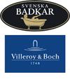 Logga Svenska Badkar - Villeroy & Boch